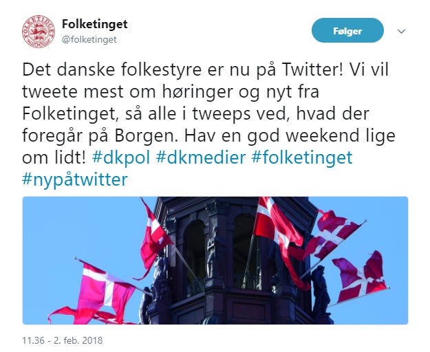 @folketinget – til gavn for demokratiet